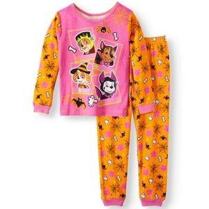 Toddler Girl Halloween Pajama set